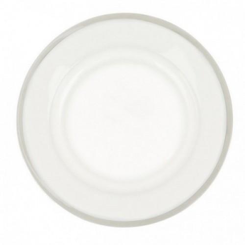 DINNER PLATE SILVER