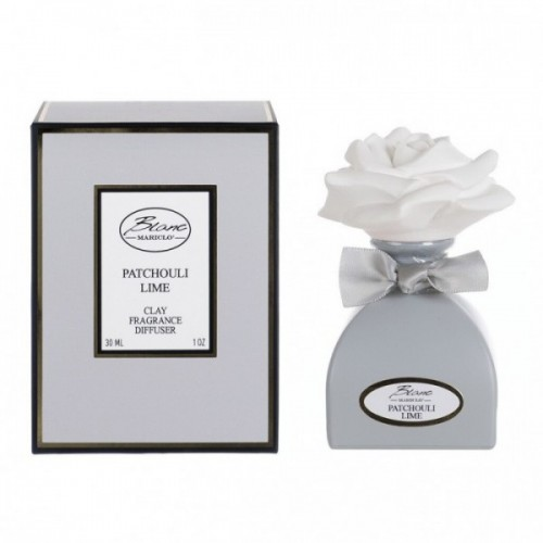 DIFFUSER W. CLAY PATCHOULI LIME (30ML)
