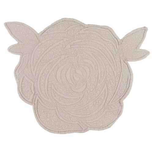 ROSE SHAPED PLACEMAT