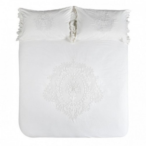 BEDCOVER/DUVET COVER WITH 2 PILLOW COVER