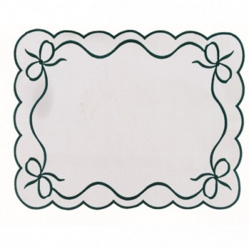 SHAPED PLACEMAT